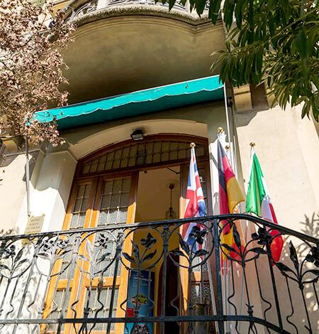 British School Verona sede esami